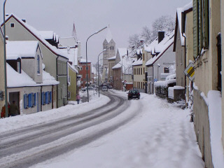 Winter 2006 in Moosburg